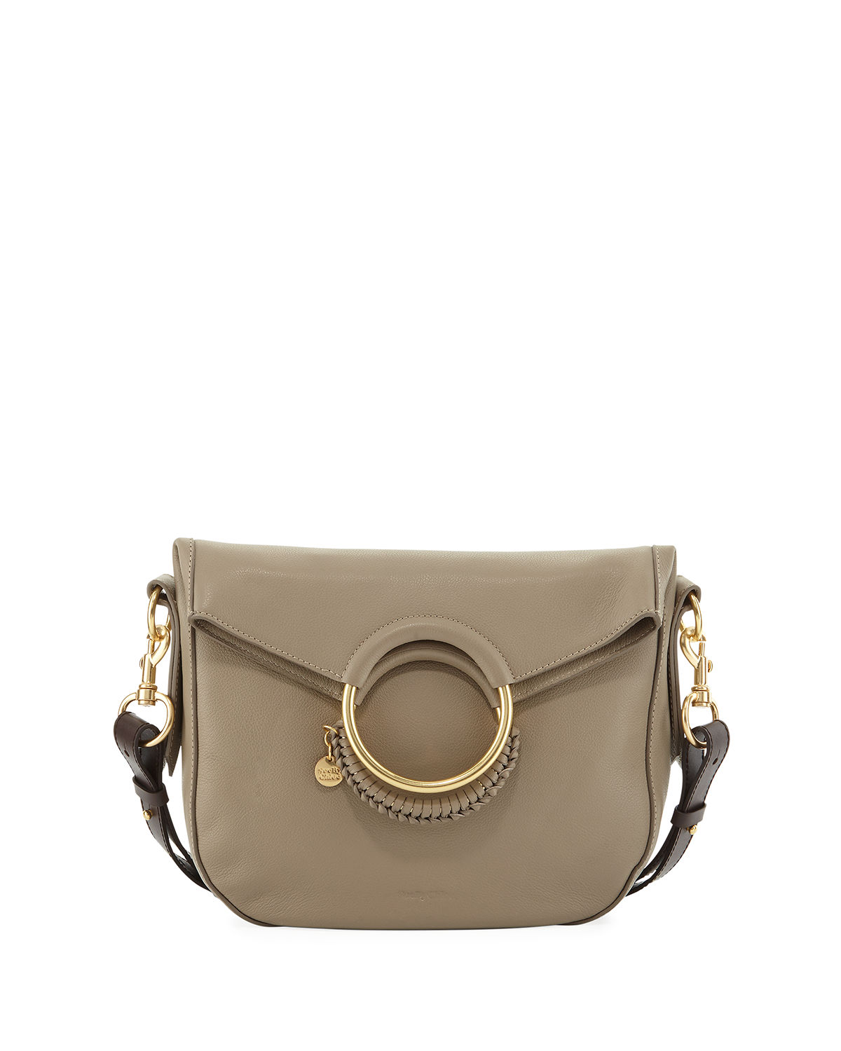 bb139c4823 See by Chloe Monroe Leather Crossbody Bag