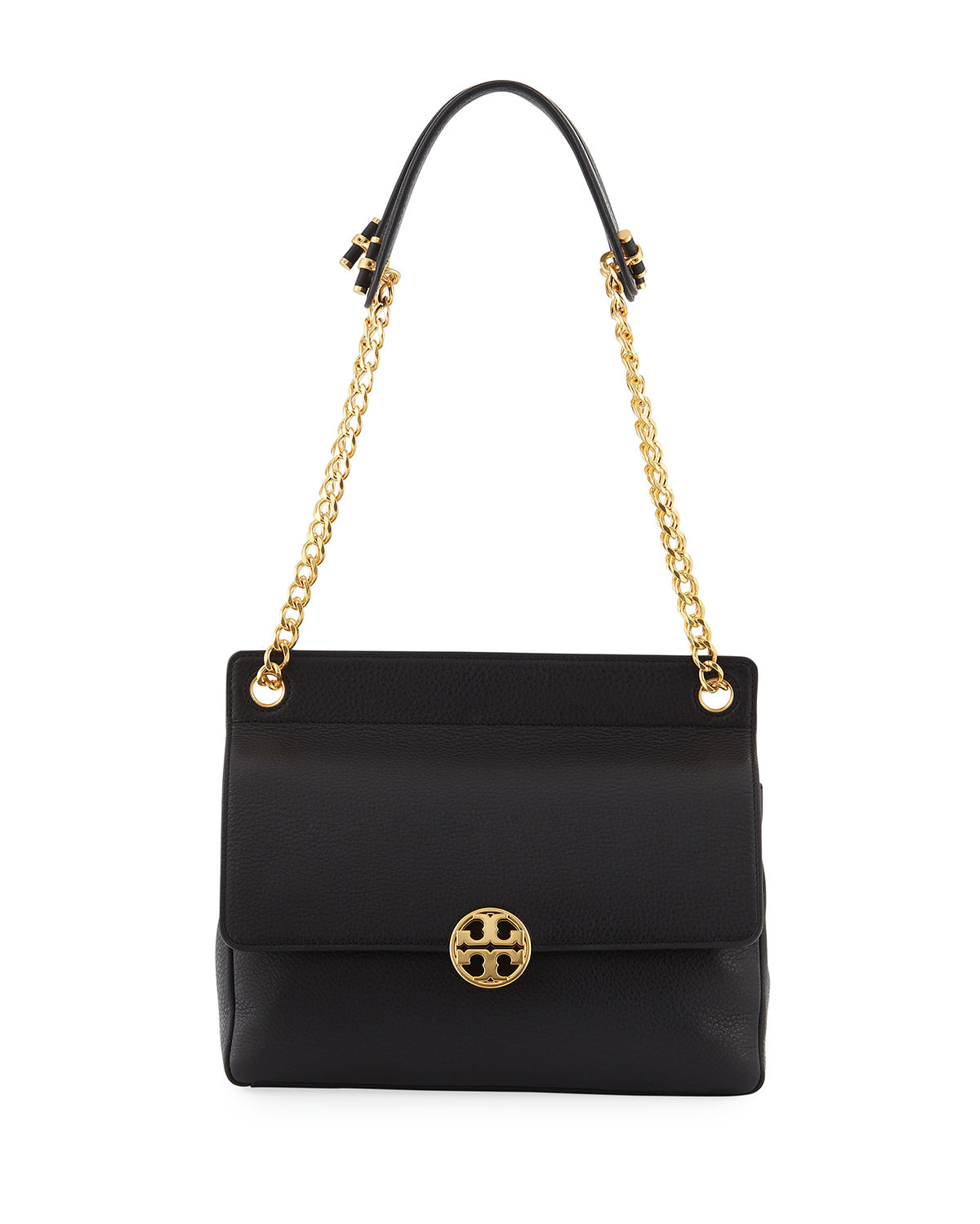 3ca5b41a86ea Tory Burch Chelsea Flap Shoulder Bag