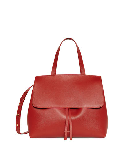 Saffiano Lady Flap Tote Bag