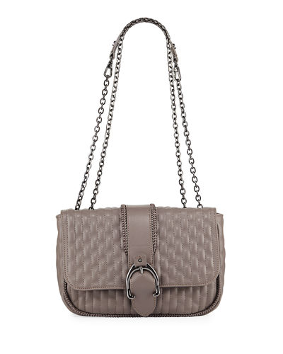 Amazone Matelasse Small Crossbody