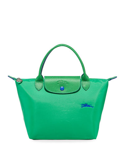 Le Pliage Club Small Top-Handle Tote Bag