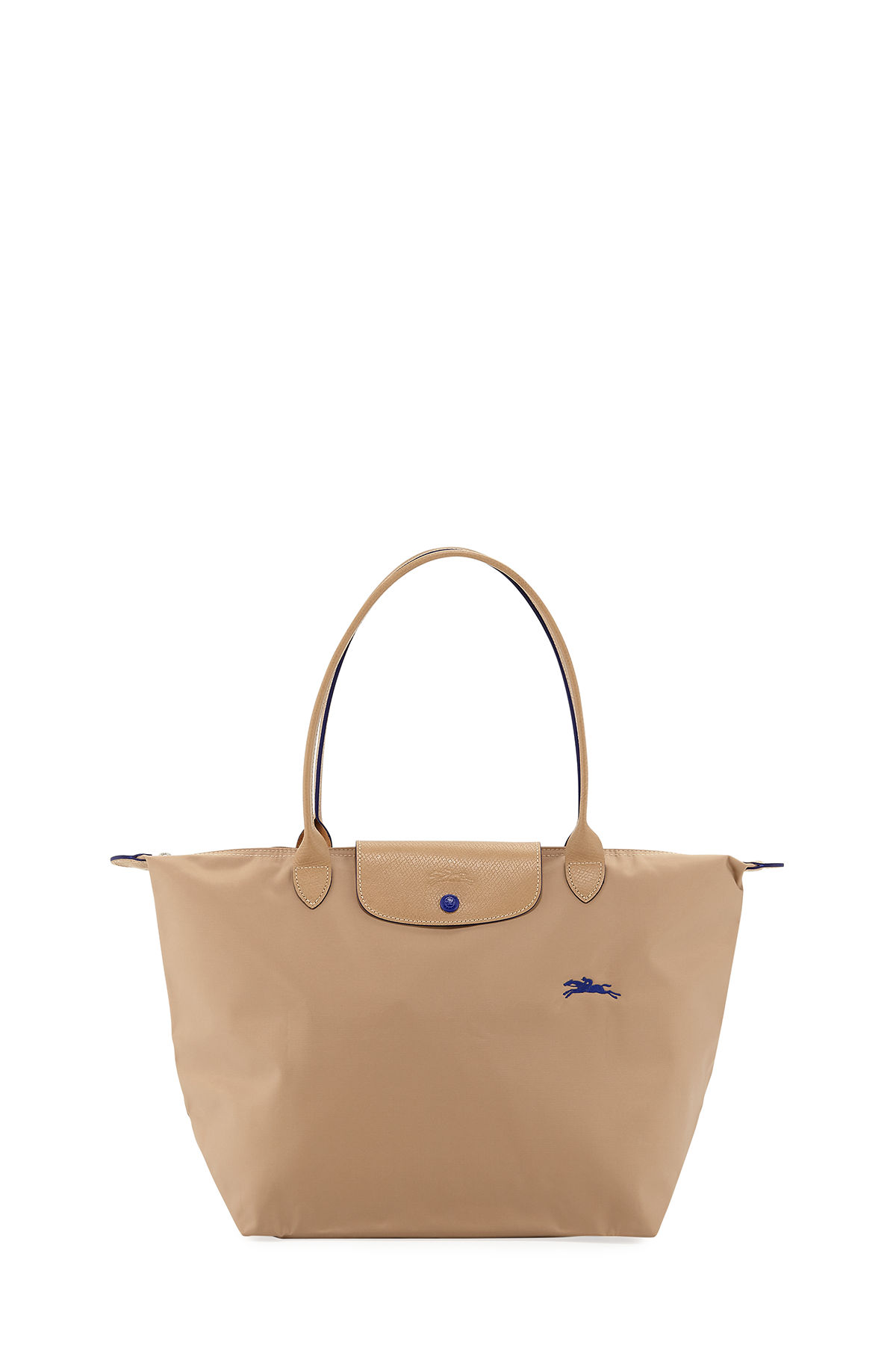 4912669f35db Longchamp Le Pliage Club Large Nylon Shoulder Tote Bag
