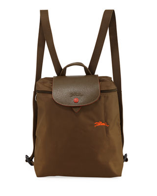 Longchamp Le Pliage Club Nylon Backpack