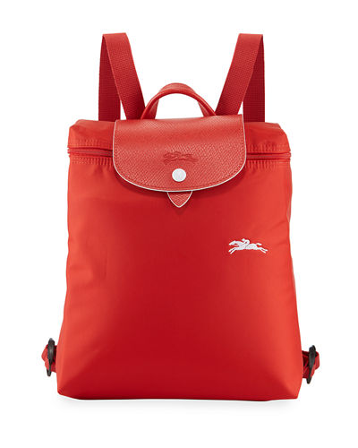Le Pliage Club Nylon Backpack