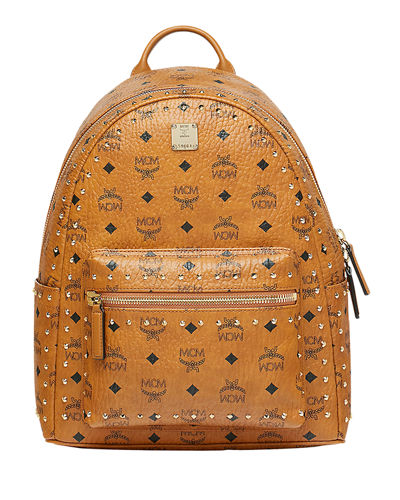 6a841cb1c01f Quick Look. MCM · Stark Outline Studs Convertible Visetos Backpack