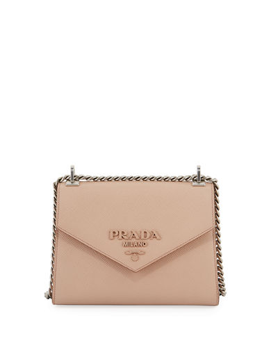 Prada Monochrome Shoulder Bag