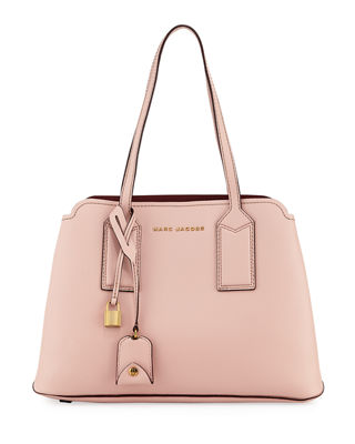 Marc Jacobs The Editor Large Pebbled Leather Tote