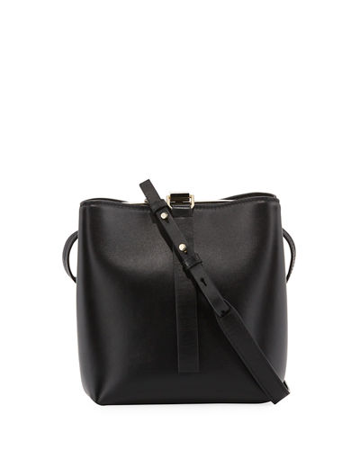 Frame Napa Leather Crossbody Bag