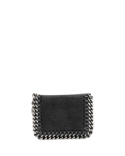 Falabella Small Shaggy Deer Wallet
