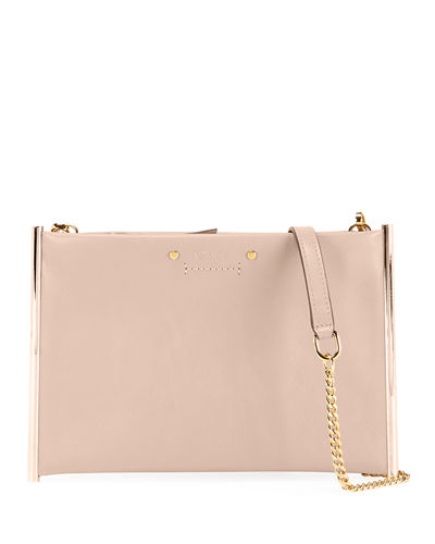 Quick Look Chloe Roy Chain Pouch Crossbody Bag