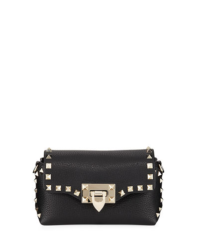 3ca0f29f28e4 Quick Look. Valentino Garavani · Rockstud Mini Leather Crossbody Bag