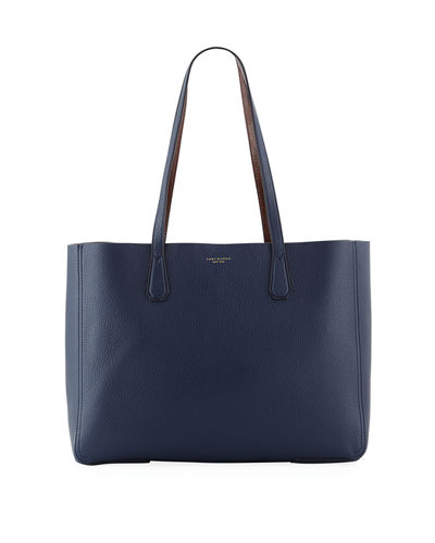 Tory Burch Phoebe Leather Tote Bag
