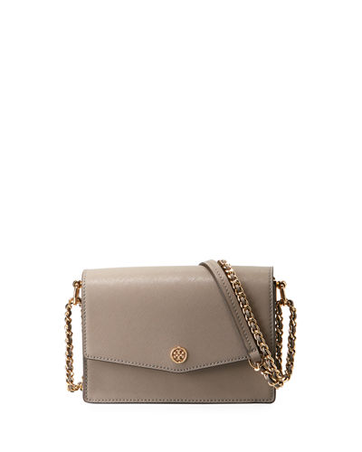 Tory Burch Robinson Mini Saffiano Shoulder Bag