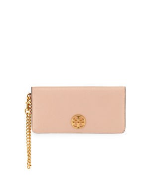 Tory Burch Chelsea Wristlet Envelope Clutch Bag c8bec9498cbb5
