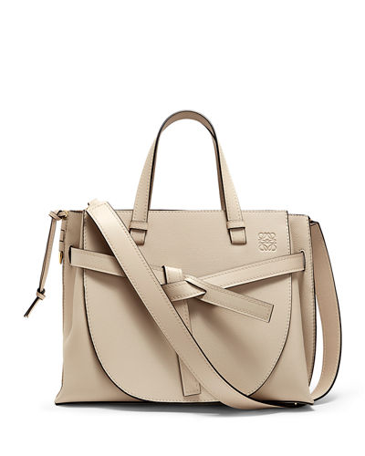 Gate Leather Tote Bag