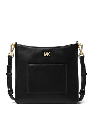 MICHAEL Michael Kors Gloria Pocket Leather Swing Pack