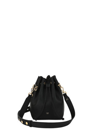 Fendi Mon Tresor Grande Calf Leather Bucket Bag