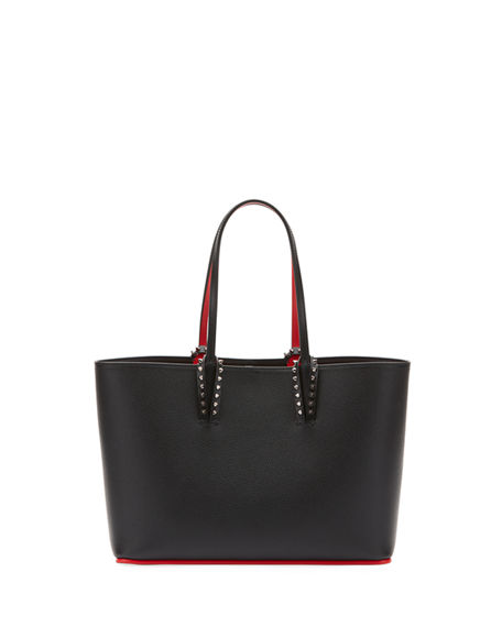 Christian Louboutin Cabata Small Empire Paris Tote Bag