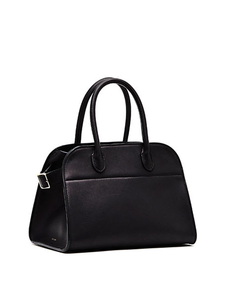 THE ROW Margaux 10 Bag in Smooth Calfskin
