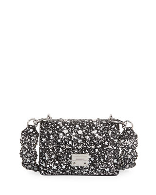 Rebecca Minkoff Christy Small Cutout Shoulder Bag