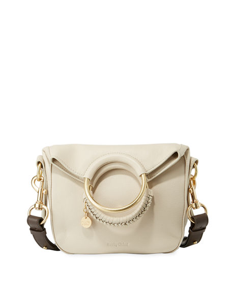 See By Chloé Leathers MONROE SMALL CROSSBODY BAG