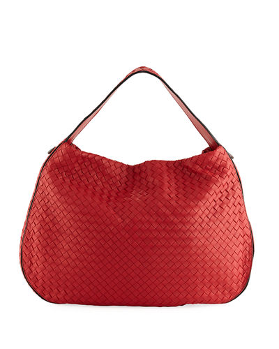 Large City Veneta Hobo Bag