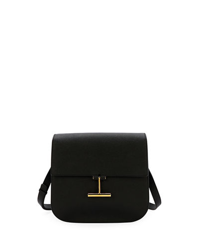 Tom Ford Tara Grain Calf Shoulder Bag