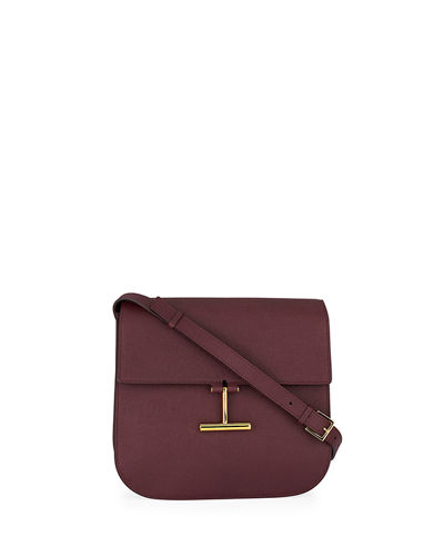 Small Tara Grain Calf Shoulder Bag