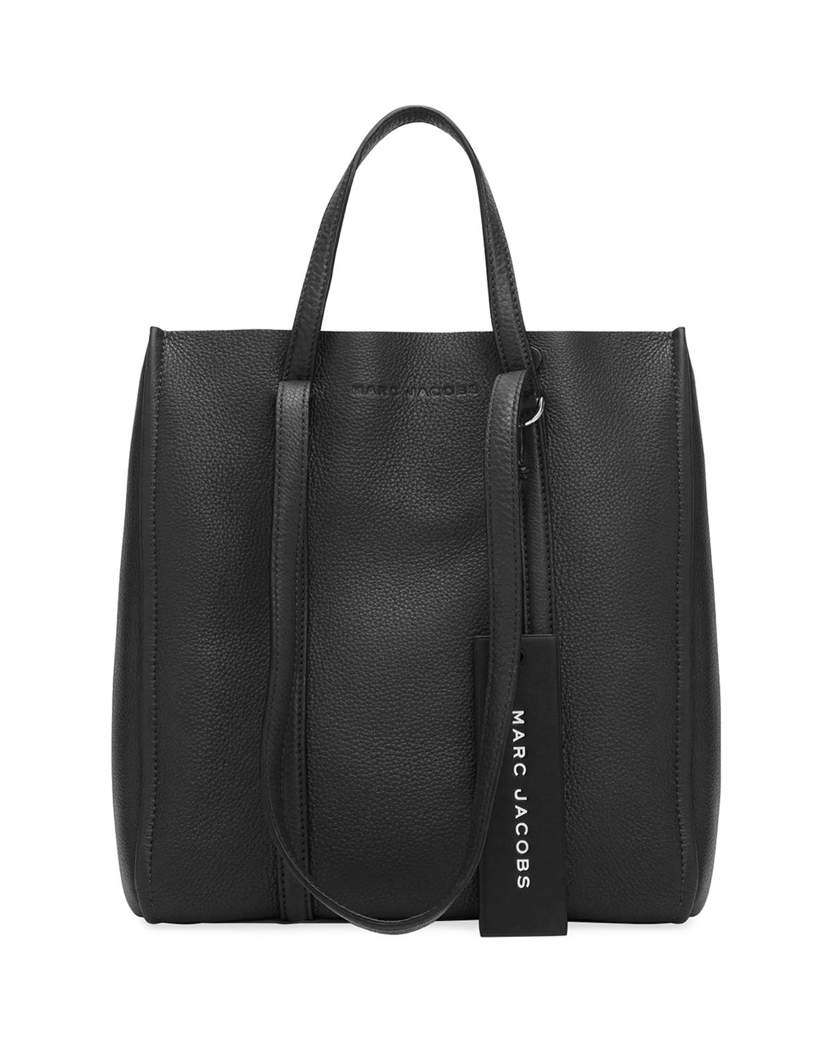 72dd0144cd82 Marc Jacobs The Tag 31 Leather Tote Bag