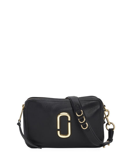 Image 1 of 5: The Marc Jacobs The Softshot 27 Crossbody Bag