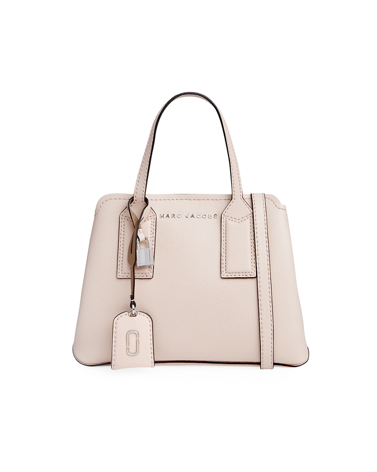 a3bd550200db Marc Jacobs The Editor 29 Pebbled Leather Tote Bag