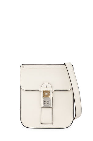 Proenza Schouler PS11 Smooth Leather Box Crossbody Bag