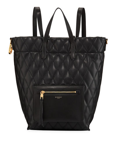 Givenchy Small Duo Quilted Backpack