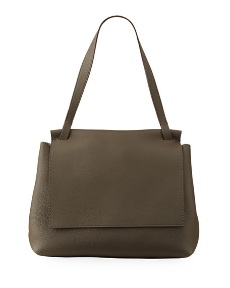THE ROW Sidekick Two Bag in Fine Calf Leather