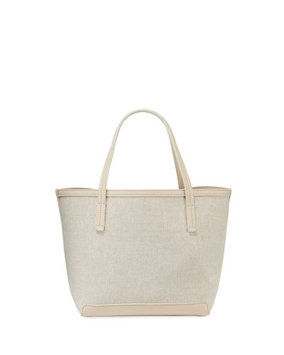 Park Small Canvas Tote Bag