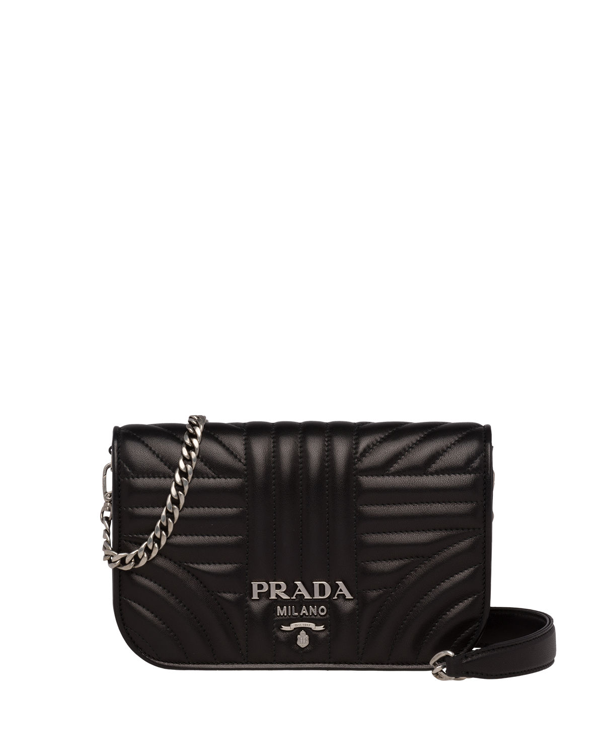 ceb5845baf Prada Small Diagramme Crossbody Bag
