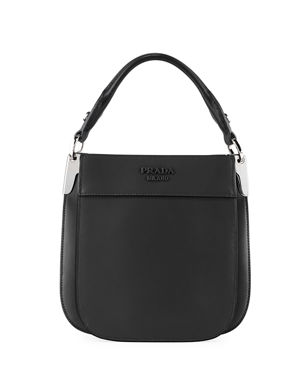 dd75d7f9c4 Prada Small Prada Margit Shoulder Bag