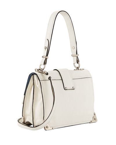 Prada Top Handle Soft Cahier