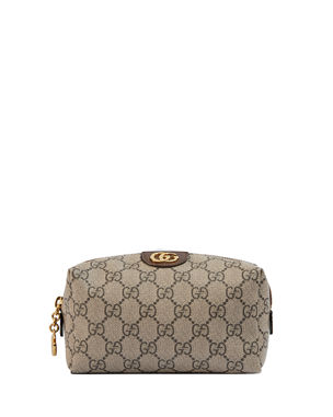 0f88d6d86518 Gucci Ophidia Small GG Supreme Cosmetics Clutch Bag