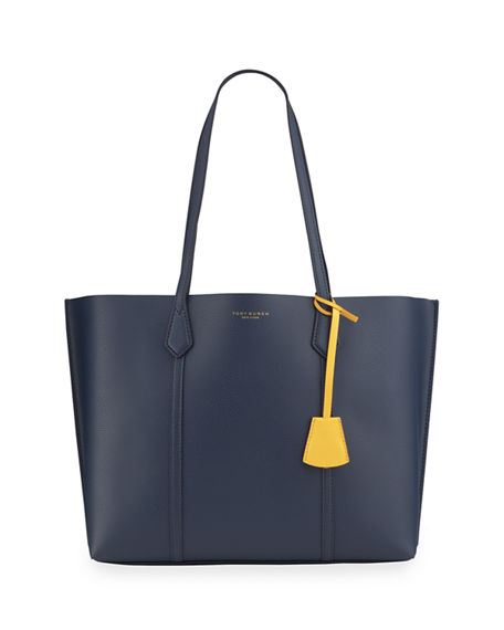 Tory Burch Perry Leather Tote Bag