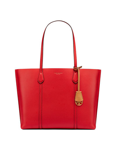 Perry Leather Tote Bag