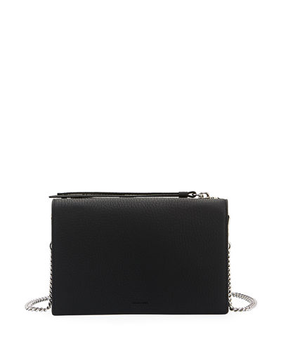 Fetch Chain Wallet Crossbody Bag