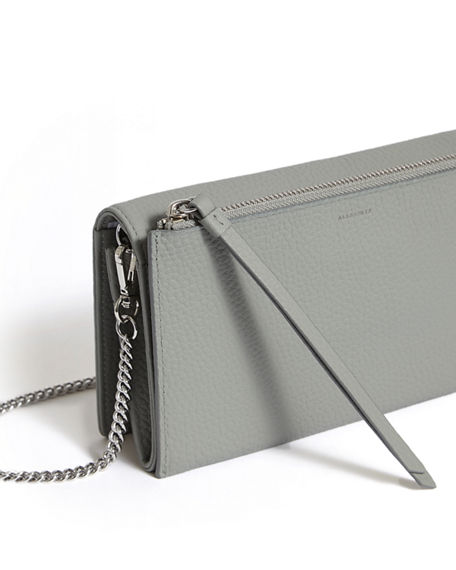 f0012b502 Allsaints Fetch Chain Wallet Crossbody Bag | Stanford Center for ...