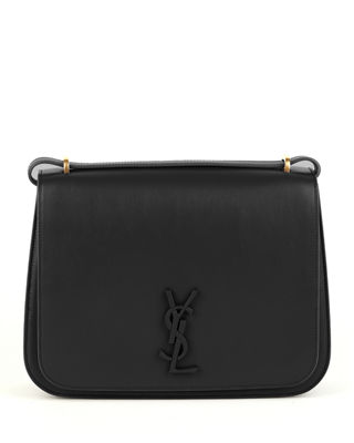 Spontini Large Monogram Ysl Leather Crossbody Bag by Saint Laurent