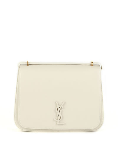 Saint Laurent Spontini Large Monogram YSL Leather Crossbody Bag