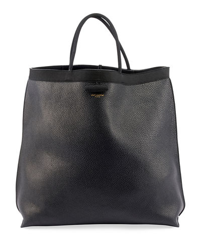 Patti Large Leather Tote Bag
