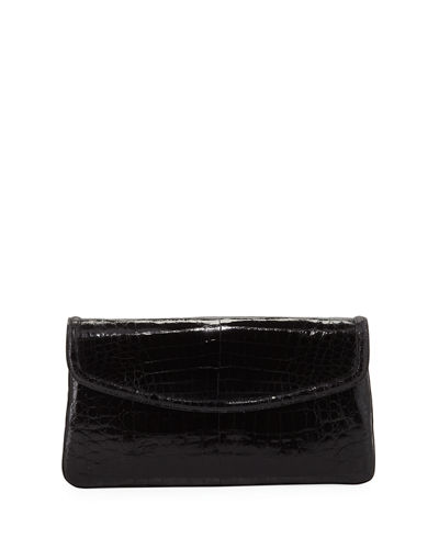 Tracy Croc Small Clutch Bag