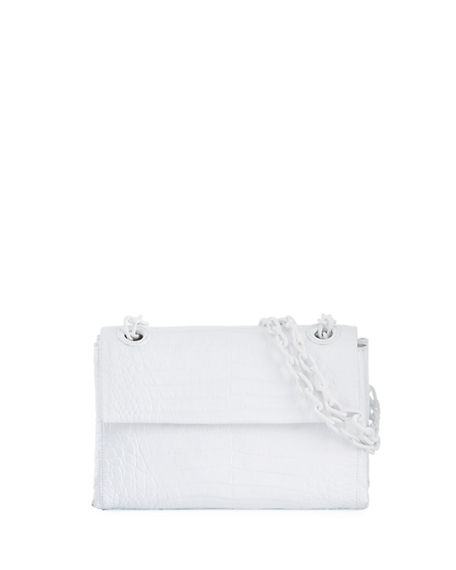Nancy Gonzalez Madison Small Chain Shoulder Bag
