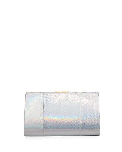 Colette Exposed Frame Clutch Bag