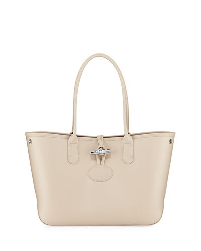 Quick Look. Longchamp · Roseau Small Leather Shoulder Tote Bag 066009615b